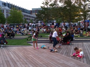 Yards Park Family Concert